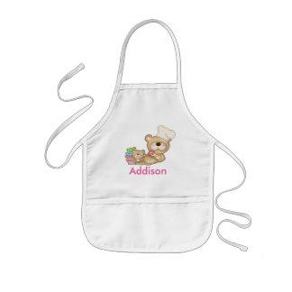 Addisons personligförkläde barnförkläde