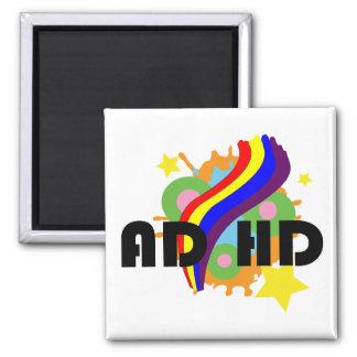 ADHD-magnet Magneter För Kylskåp