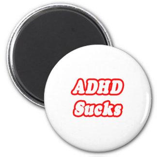ADHD suger Kylskåpsnagnet