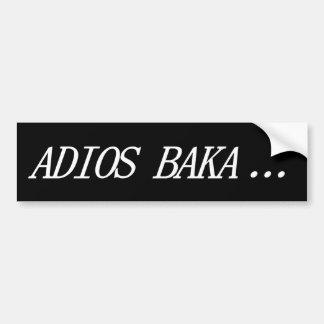 adios bildekal