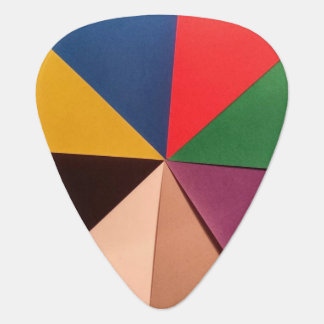 Adjcent gitarrer Plektrum