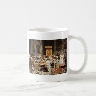 Adolphe Alexandre Lesrel dop av Conden Kaffemugg