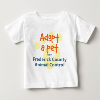Adoptera ett skyddhusdjur t-shirt