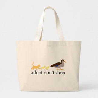 adoptera shoppar inte jumbo tygkasse