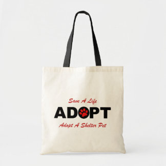 Adoptera (spara ett liv), budget tygkasse