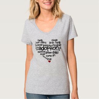 Adoption är kärlek tröjor