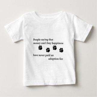 Adoption = lycka t-shirt