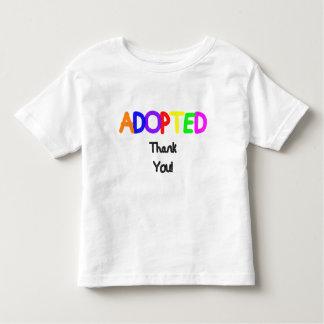 Adoptiv- svart tack tröja