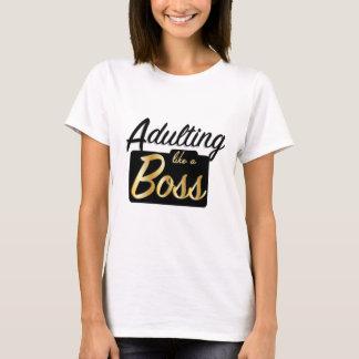 Adulting något liknande en chef | tee
