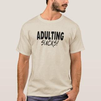 Adulting suger, roligt tröjor