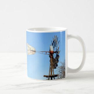 Aermotor kvarn kaffemugg