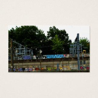"""Affär 3,5"""" x 2,0"""", 100 packe FOTOGRAFERAR AV GRAF Visitkort"""