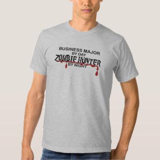 Affären ha som huvudämne Zombiejägaren Tshirts
