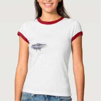 Affärslogotypen för maskin shoppar t shirts