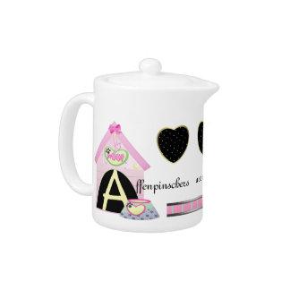 Affenpinschers är min kopp av Tea