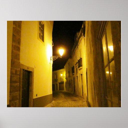 Affisch: Algarve Portugal