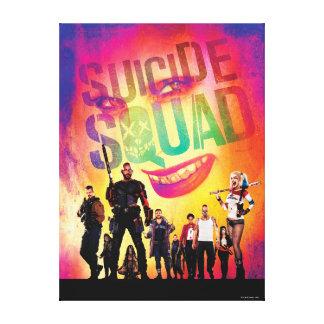 Affisch för film för Joker för självmordSquad | Canvastryck