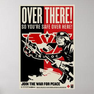 Affisch för INGSOC därborta Poster