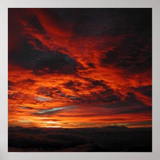 Affisch för Mt Haleakala