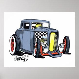 Affisch för RaStång Coupe