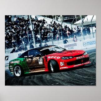 Affisch för Silvia S15 driva JDM