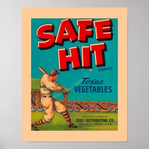 Affisch för vintage annons för mat för grönsakkass