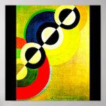 Affisch-Klassiker/Vintage-Robert Delaunay 10
