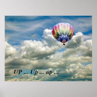 Affisch - UPP… upp… upp…