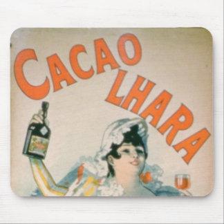 """Affischadvertizing """"Lhara Kräm de Kakao"""", Digon ( Mus Mattor"""
