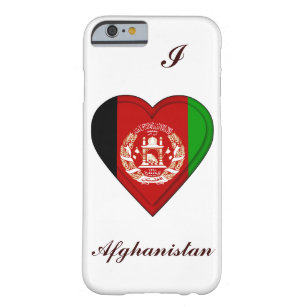Afghanistan flagga barely there iPhone 6 skal 6e84118058b5d