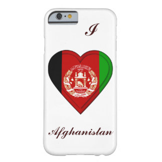Afghanistan flagga barely there iPhone 6 fodral