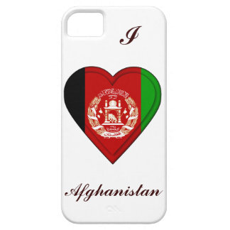 Afghanistan flagga iPhone 5 Case-Mate fodraler
