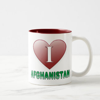 Afghanistan Två-Tonad Mugg