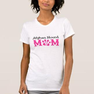 Afghansk hundmammadräkt t-shirt