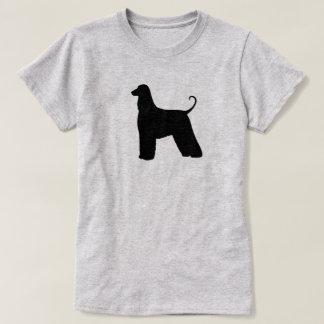 Afghansk hundSilhouette T-shirt
