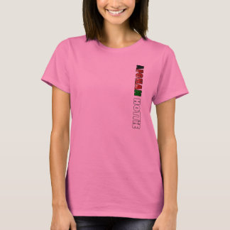 Afghansk snygging skjorta t-shirt