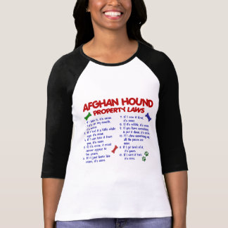Afghanska hundegendomlagar 2 tröja