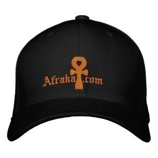 AFRAKA_ANKH BRODERAD KEPS