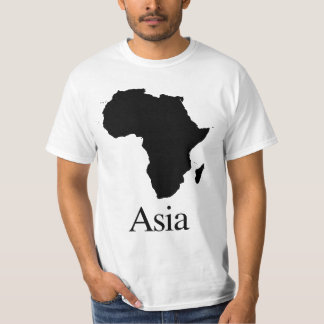 Afrika Asien Cost-sensitive. T-shirts