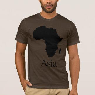 Afrika Asien Tee Shirt