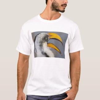 Afrika. Kenya. Östra Gult-fakturerad Hornbill på T Shirt