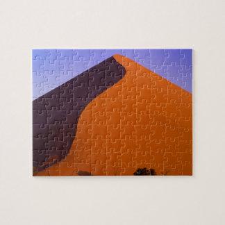 Afrika Namibia, Namib NP, Sossusvlei, Sand Pussel