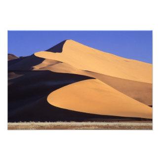 Afrika, Namibia, Sesriem och Sossusvlei Namib Fototryck