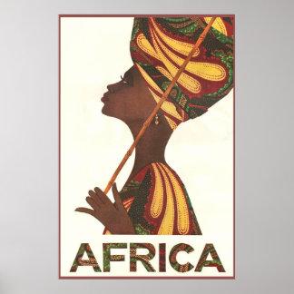 Afrika Poster