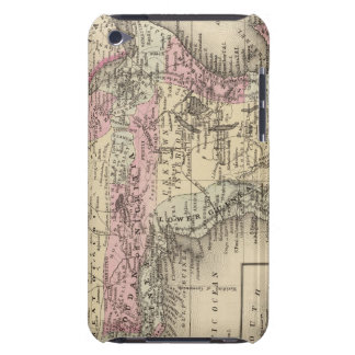 Afrika Saint Helena iPod Touch Case