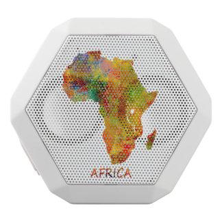 Afrika Vit Bluetooth Högtalare