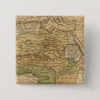 Afrikakarta vid Worcester Standard Kanpp Fyrkantig 5.1 Cm