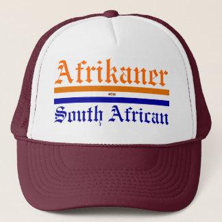 Afrikaner/södra - afrikan truckerkeps