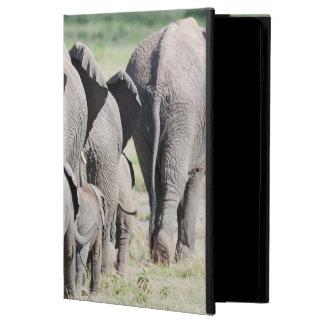 Afrikansk Bush elefant (loxodontaen Africana) 4 iPad Air Skydd