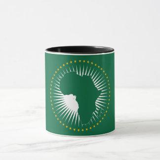 Afrikansk union mugg